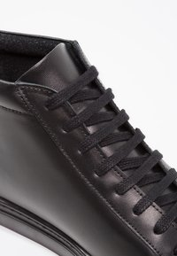 Pier One - High-top trainers - black - 5