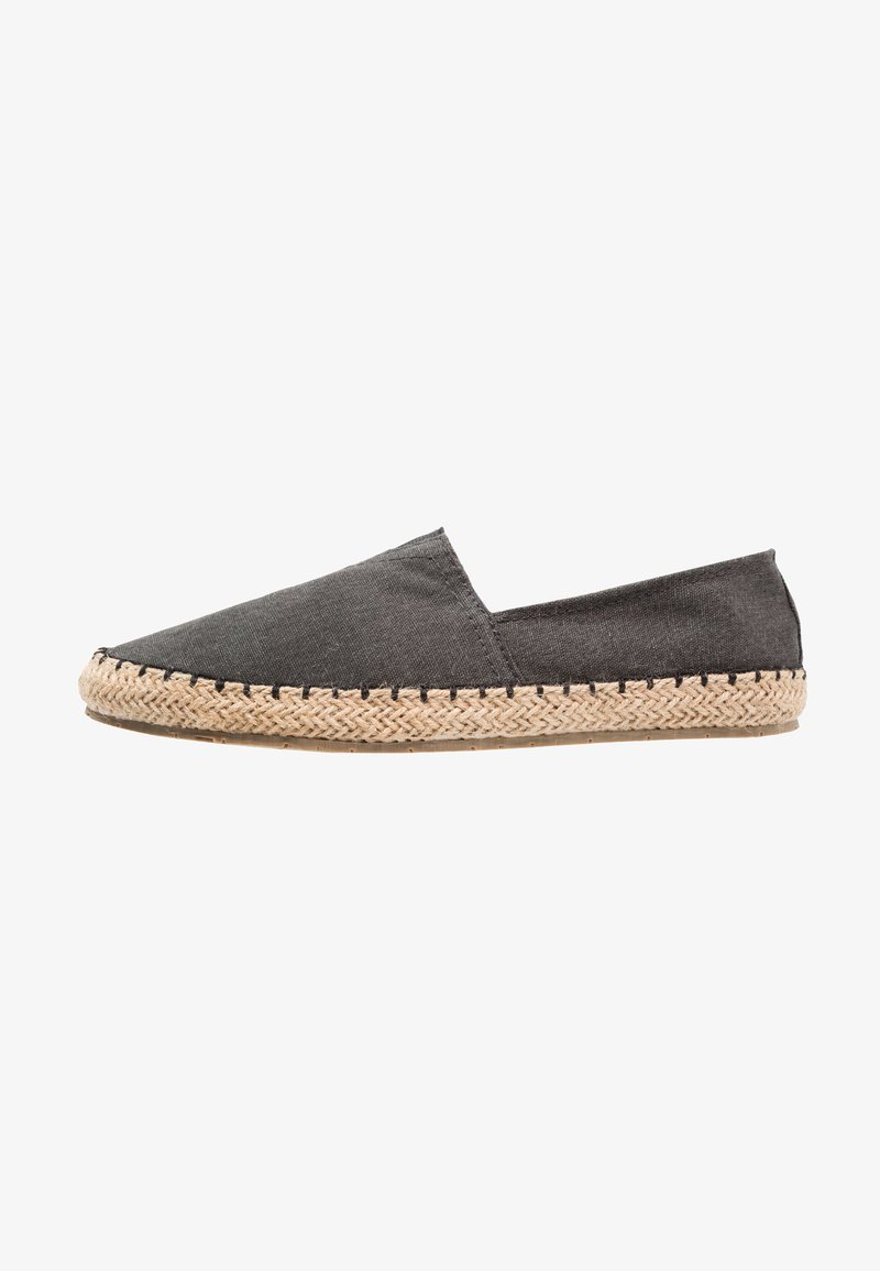 Pier One - Espadrille - grey