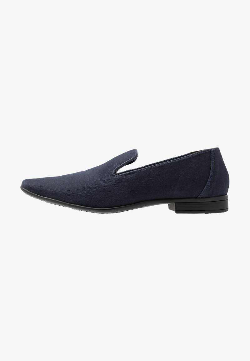 Pier One - Smart slip-ons - dark blue