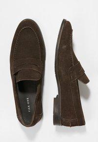 Pier One - Slip-ons - dark brown - 1