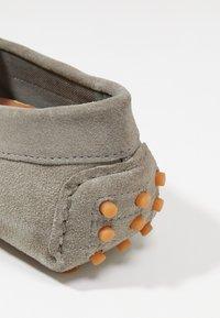 Pier One - Nazouvací boty - grey - 5