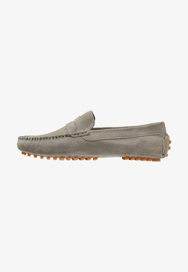 Pier One - Nazouvací boty - grey