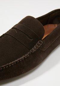 Pier One - Nazouvací boty - dark brown - 5
