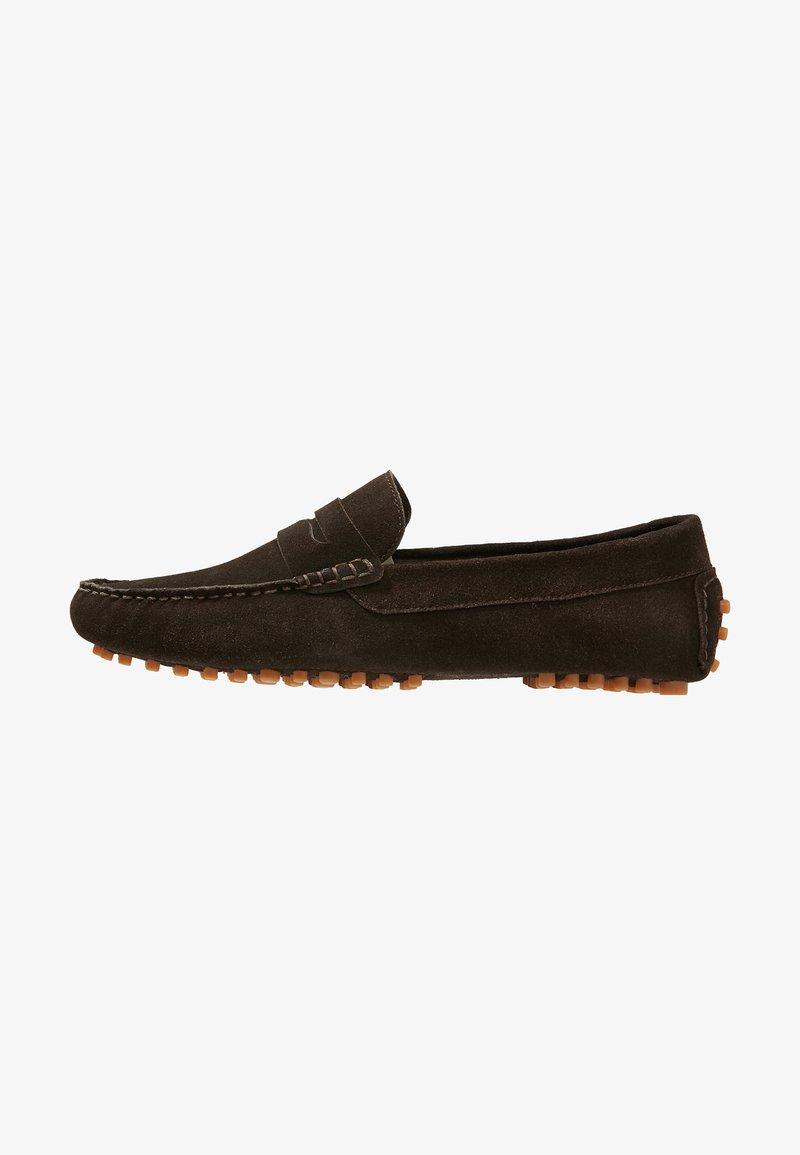Pier One - Nazouvací boty - dark brown