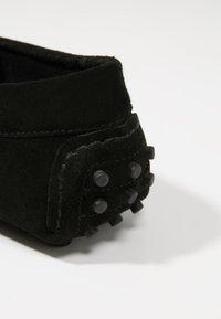 Pier One - Nazouvací boty - black - 5