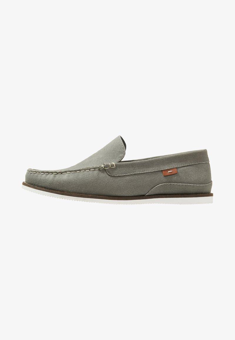 Pier One - Loaferit/pistokkaat - grey