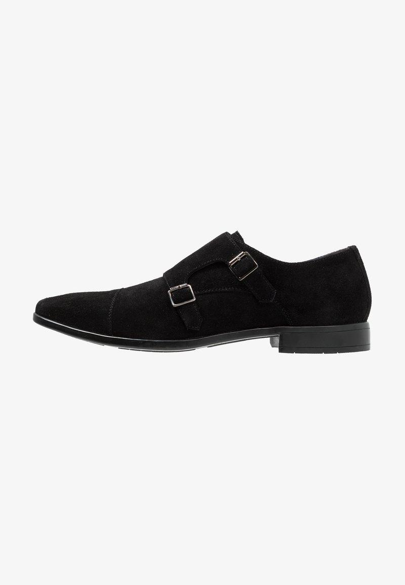 Pier One - Mocasines - black