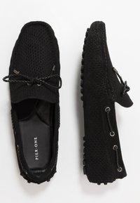 Pier One - Mocassins - black - 1