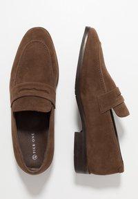 Pier One - Nazouvací boty - brown - 1