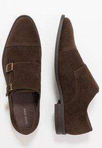 Pier One - Elegantní nazouvací boty - brown - 1
