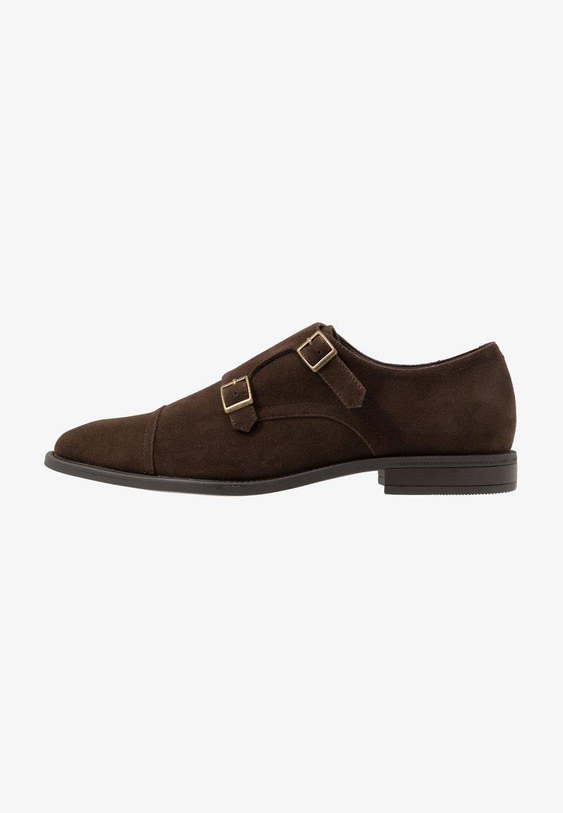 Pier One - Elegantní nazouvací boty - brown