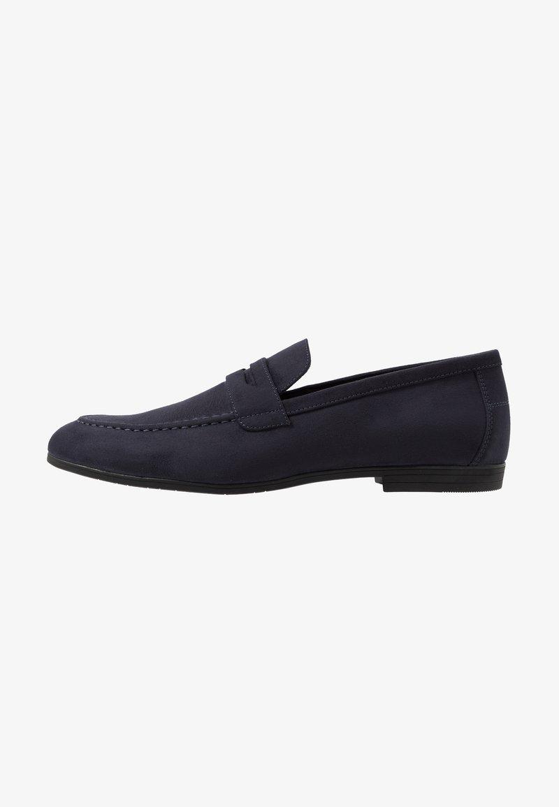 Pier One - Elegantní nazouvací boty - dark blue
