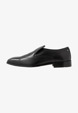 Smart slip-ons - black