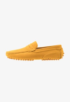 Moccasins - yellow