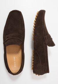 Pier One - Mocassins - dark brown - 1