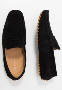 Pier One - Mocassins - black - 1