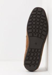 Pier One - Nazouvací boty - cognac - 4