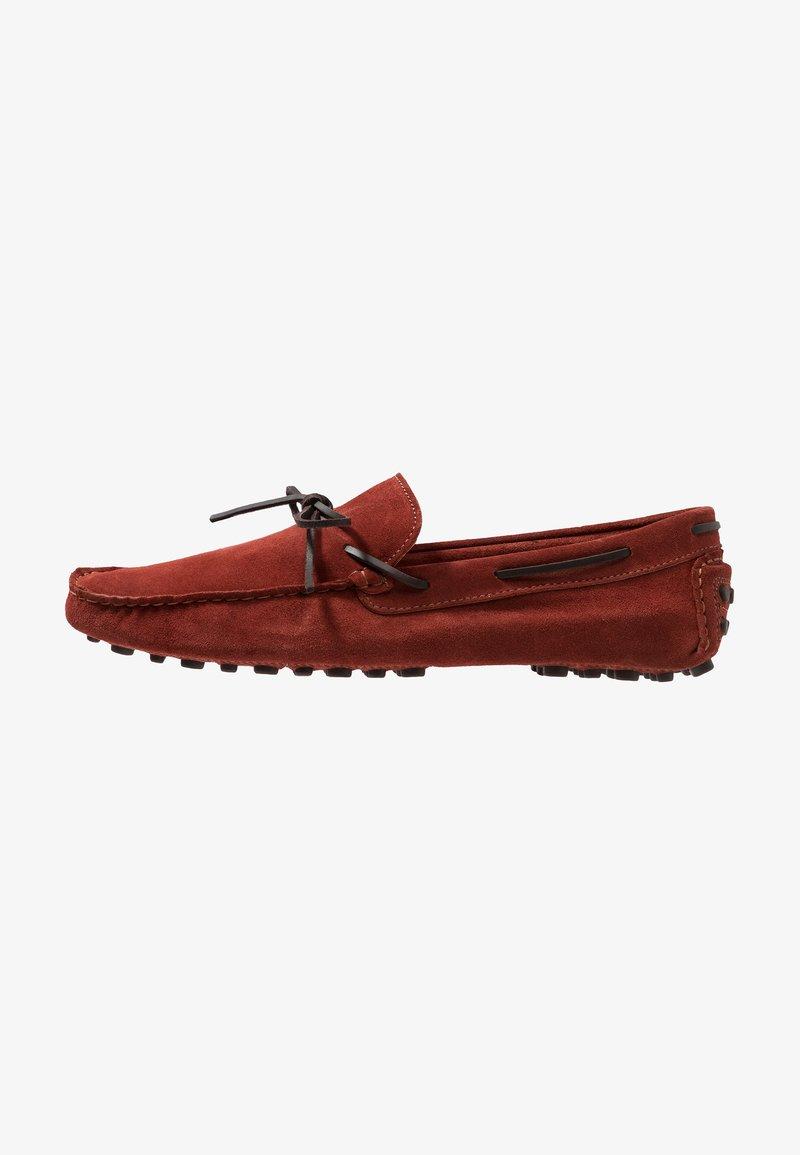 Pier One - Mocasines - dark red