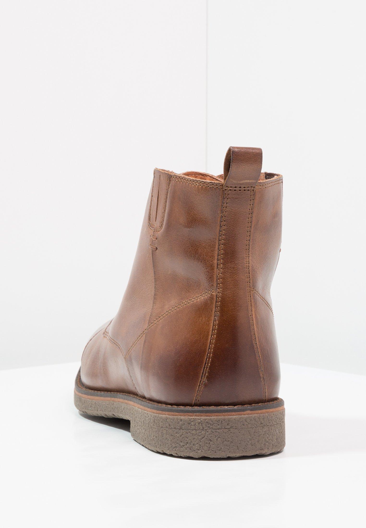 Pier One Winter Boots - Cognac