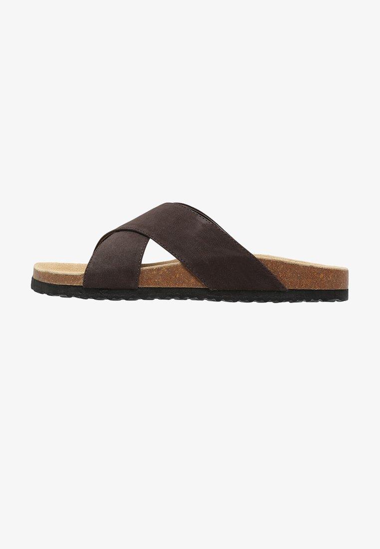 Pier One - Ciabattine - dark brown