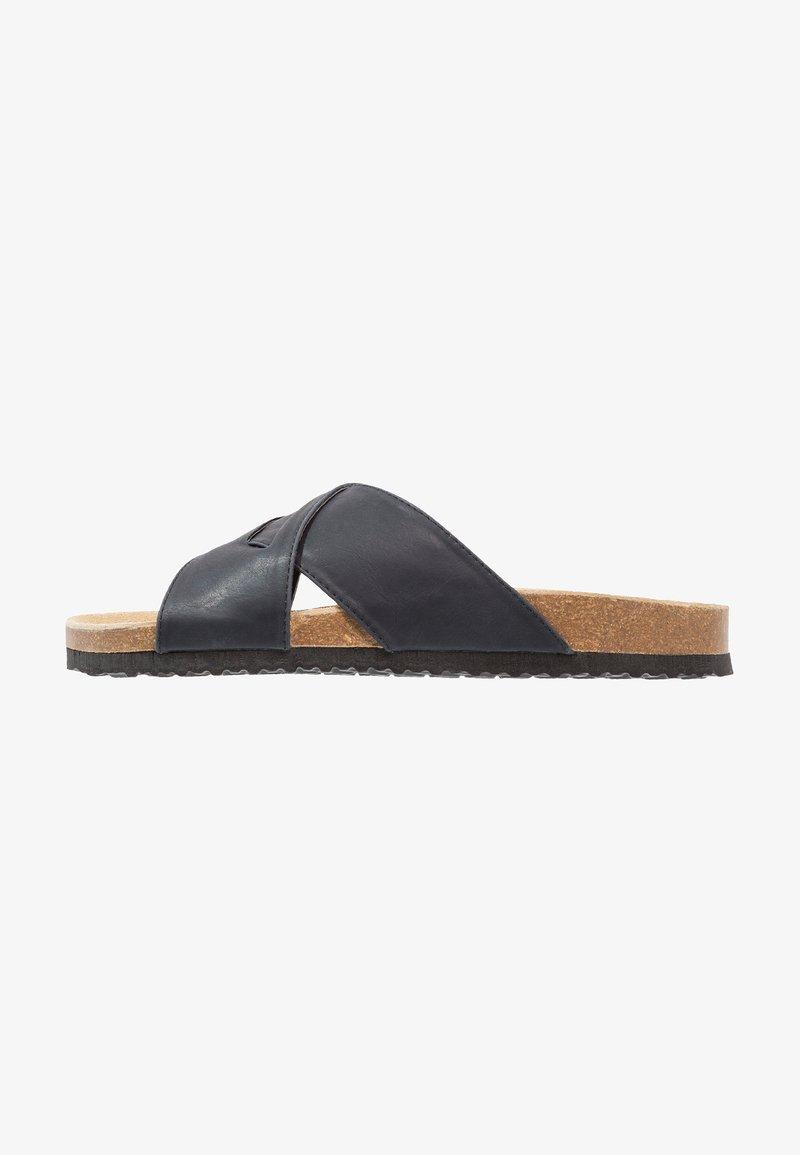 Pier One - Domácí obuv - black