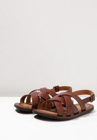 Pier One - Sandals - cognac - 2