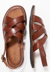 Pier One - Sandals - cognac - 1