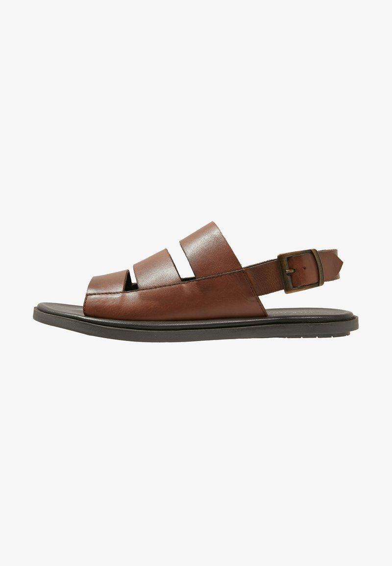 Pier One - Sandals - cognac