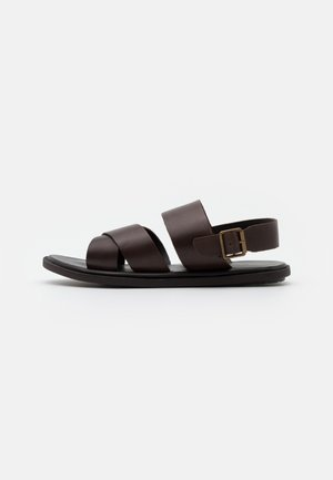 Sandalen - dark brown