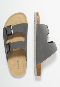 Pier One - Domácí obuv - grey - 1