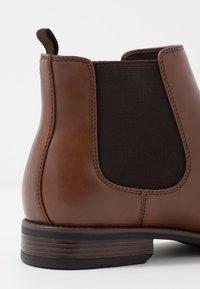 Pier One - Kotníkové boty - light brown - 5
