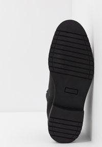 Pier One - Kotníkové boty - black - 4
