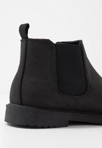 Pier One - Kotníkové boty - black - 5