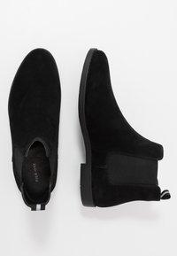Pier One - Kotníkové boty - black - 1