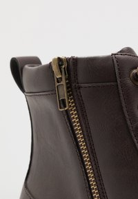 Pier One - Bottines à lacets - brown - 5