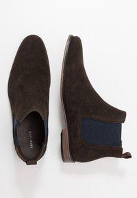 Pier One - Kotníkové boty - dark brown - 1