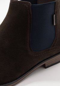 Pier One - Kotníkové boty - dark brown - 5