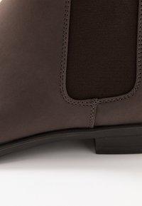 Pier One - Kotníkové boty - cognac - 5