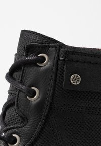 Pier One - Bottines à lacets - black - 5