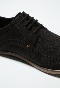 Pier One - Casual lace-ups - black - 5