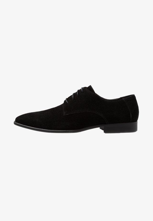 Business sko - black