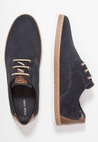 Pier One - Sznurowane obuwie sportowe - dark blue - 1