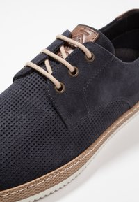 Pier One - Sznurowane obuwie sportowe - dark blue - 5