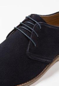 Pier One - Eleganckie buty - dark blue - 5