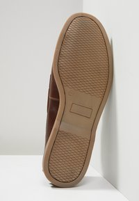Pier One - Chaussures bateau - brown - 4