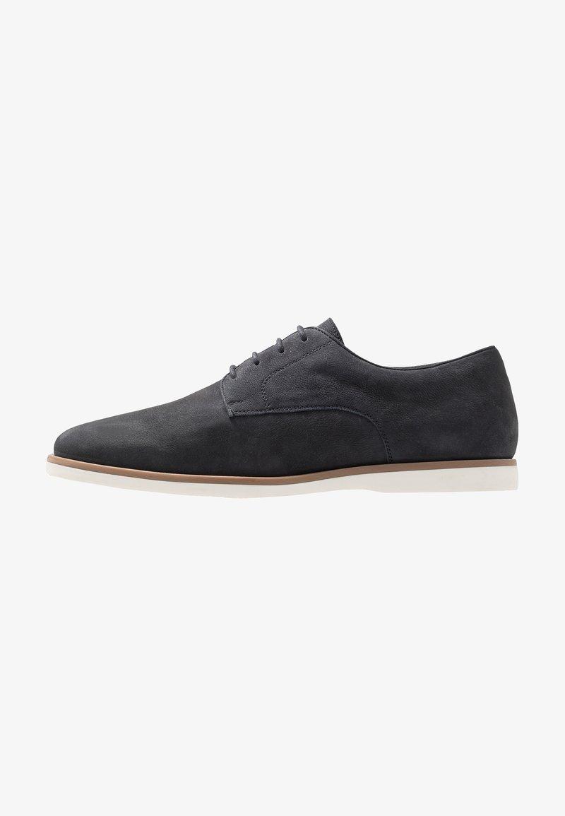 Pier One - Zapatos con cordones - dark blue