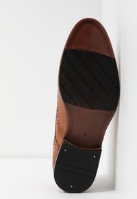 Pier One - Smart lace-ups - cognac - 4