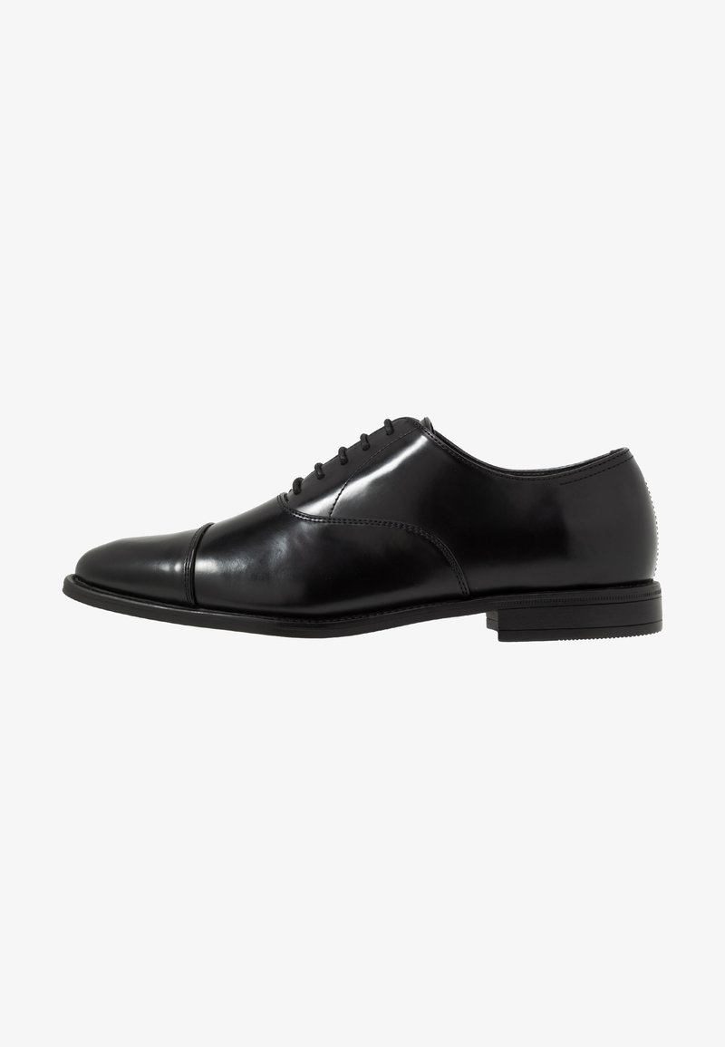 Pier One - Stringate eleganti - black