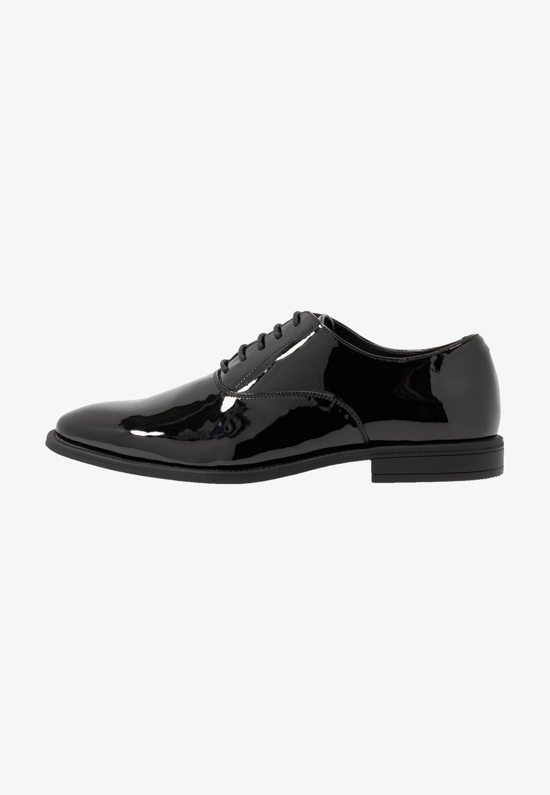 Pier One - Derbies & Richelieus - black