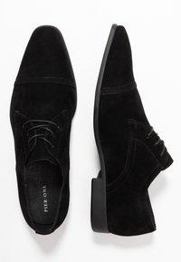 Pier One - Derbies & Richelieus - black - 1